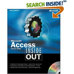 Access 2002 Inside-Out
